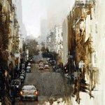 Картины улиц Сан-Франциско
