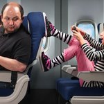Правила безопасности в пассажирском самолете