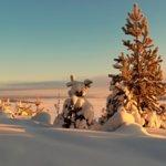 Большие зимние фото