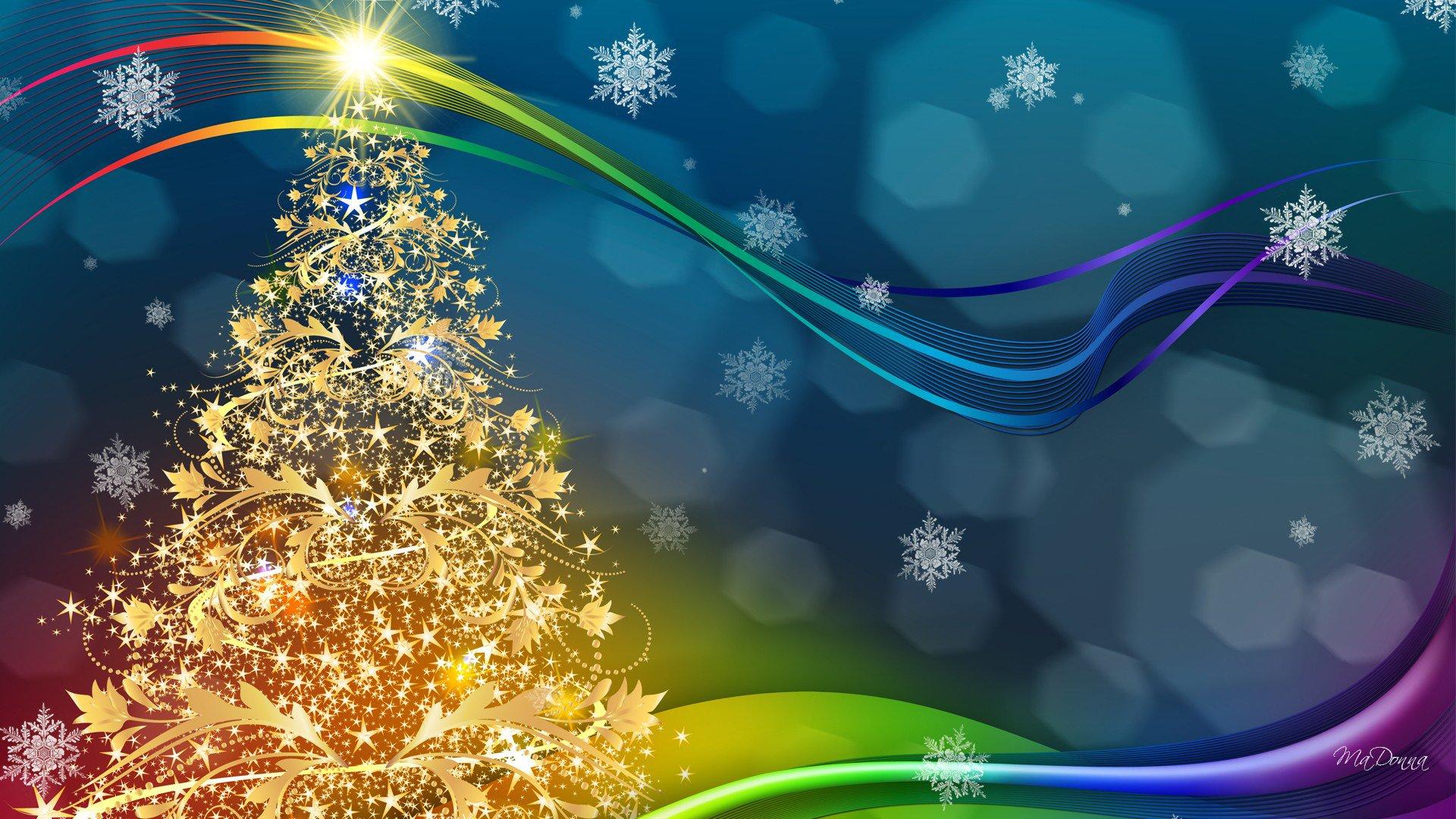 обои для открытки новогодней взглянем фрагменты