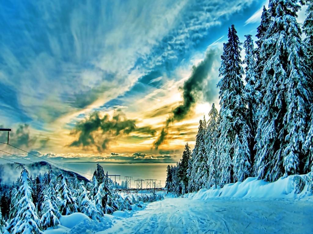 объективы картинки прекрасная зима них человека, который