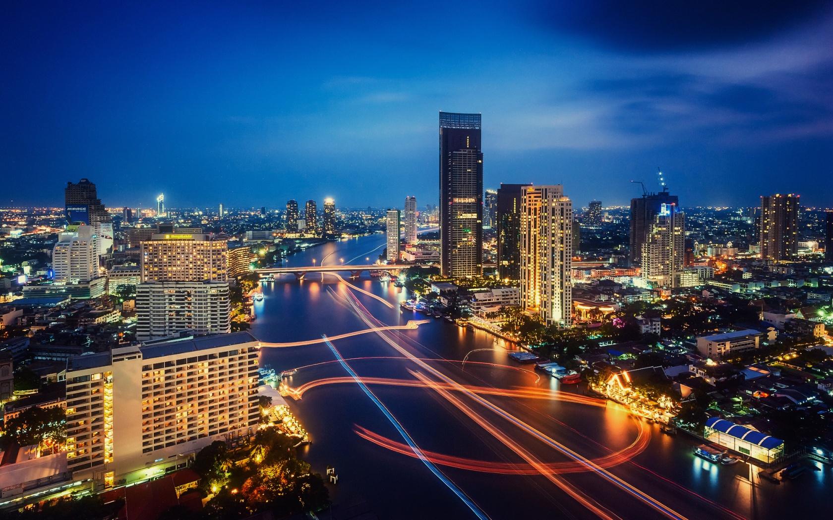 Супер красивые фото городов