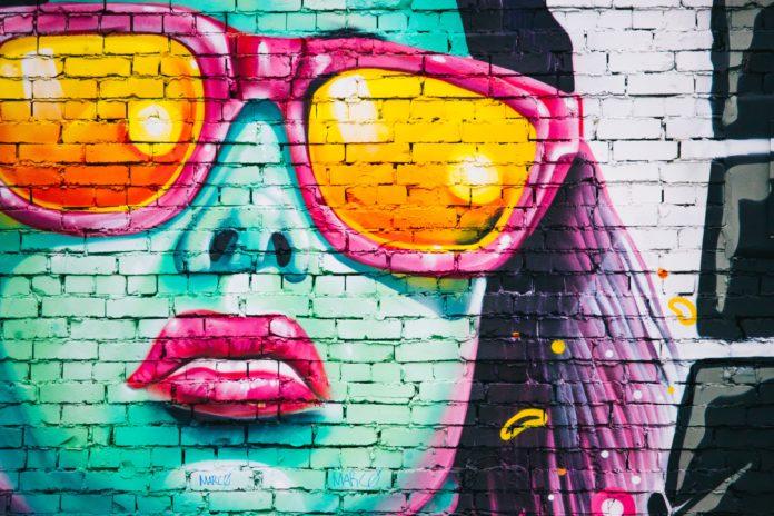 граффити на стену картинки