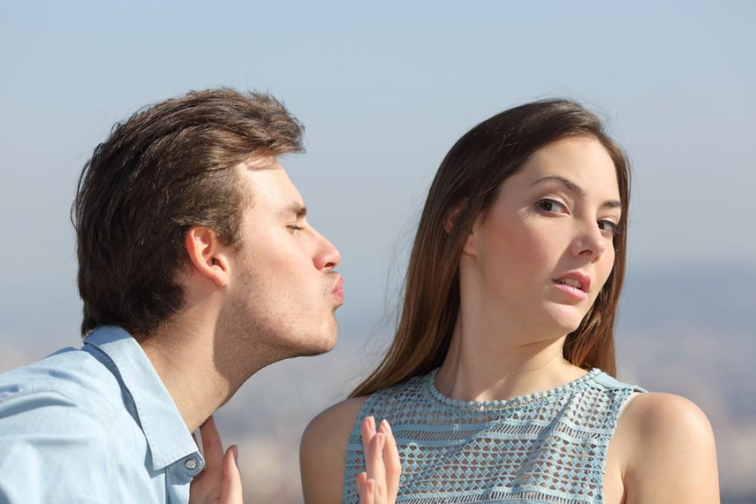 Мужчина И Женщина Знакомство Фото