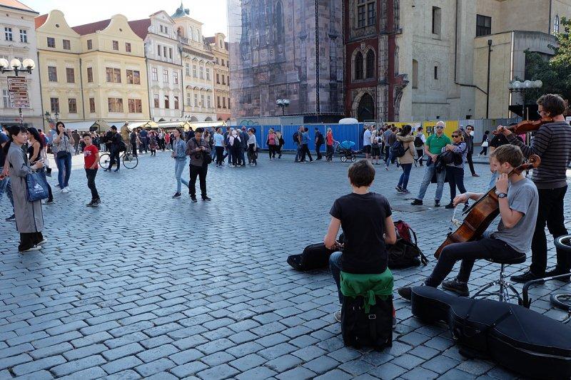 О жизни в Праге