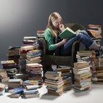 Интересные факты о книгах и чтении.