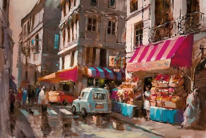 Brent Heighton's  Романтика в Париже