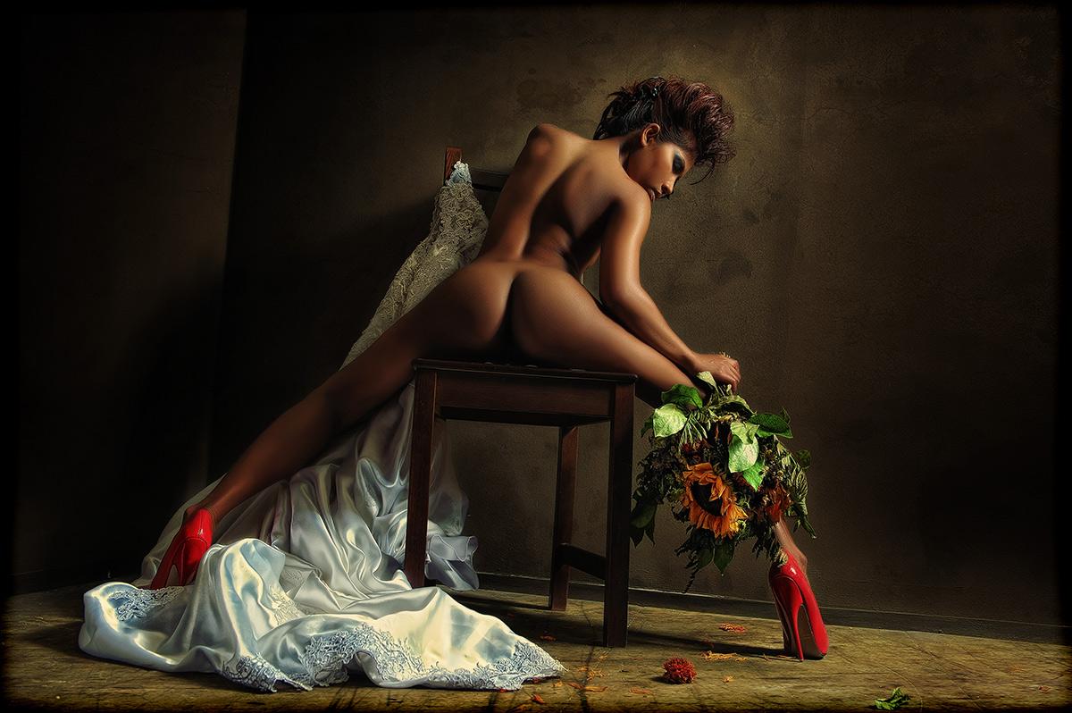 Эротика женская фотосессия