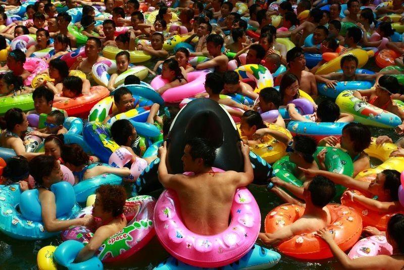 свою очередь, китайские аквапарки фото возложили