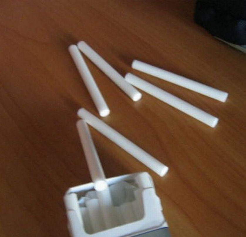 Вот такие сигареты