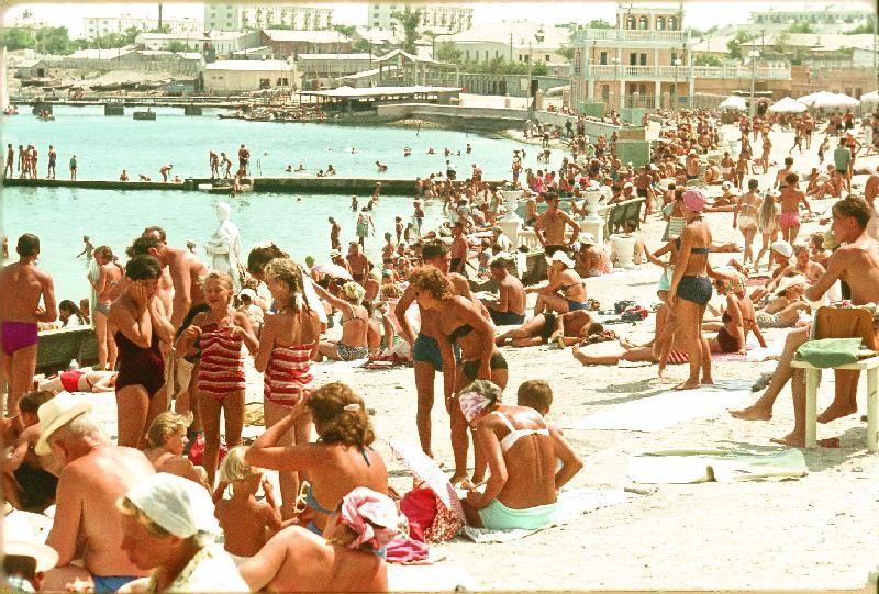 СССР фото на тему, как раньше отдыхали люди