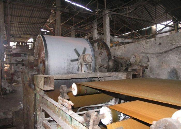 Производство туалетной бумаги в Китае. Жесть