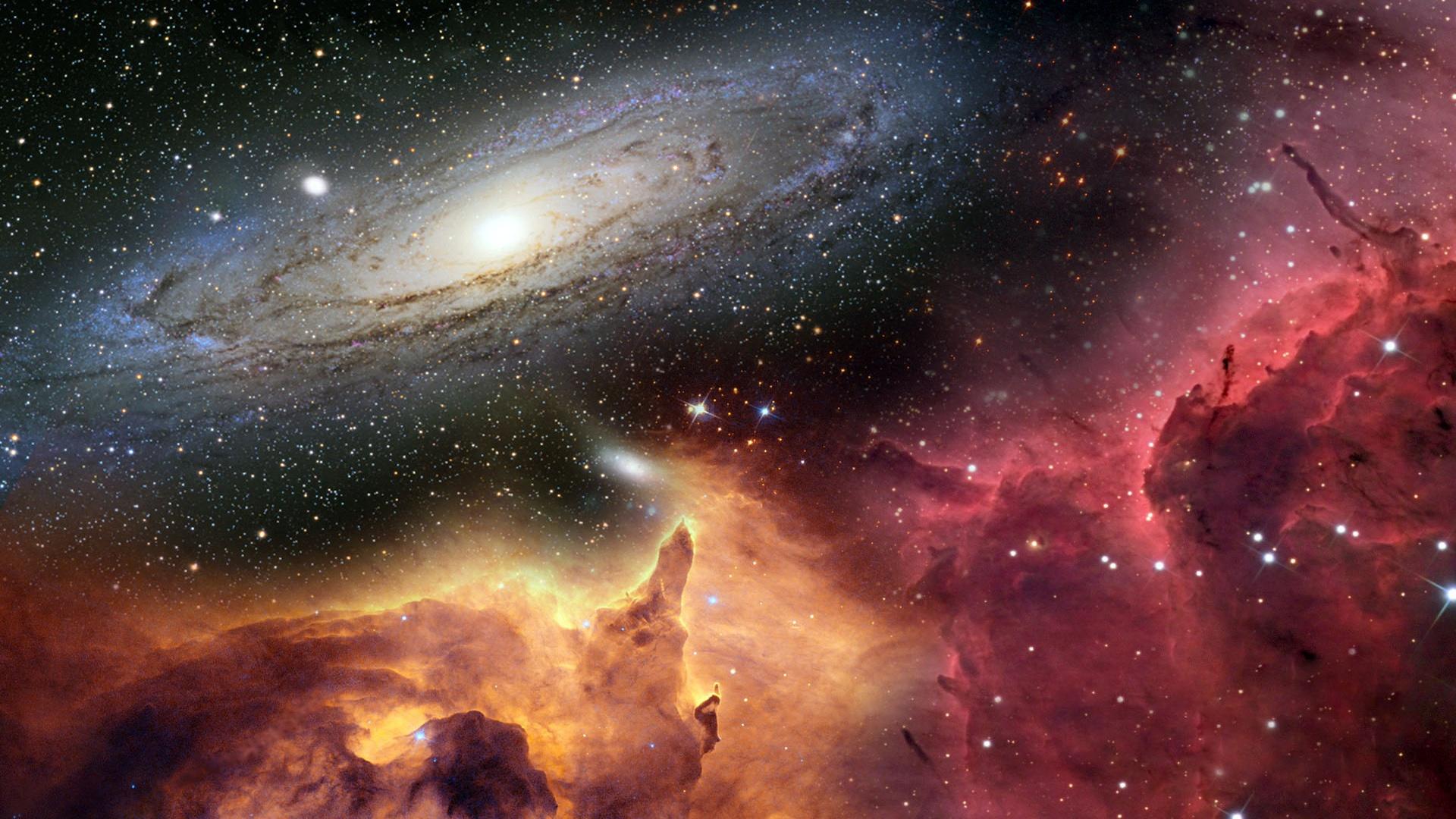 лето обещает красивые картинки нашей вселенной приготовить камбалу несложно