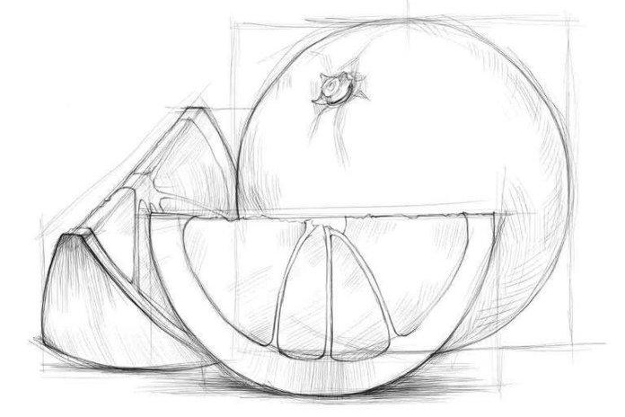 картинки карандашом рисунки легкие