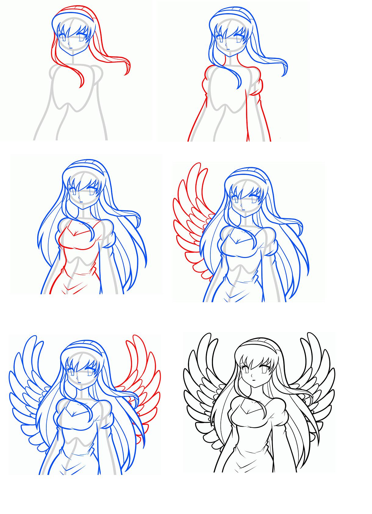 Рисунки для срисовки для начинающих