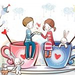 Картинки для срисовки «любовь»