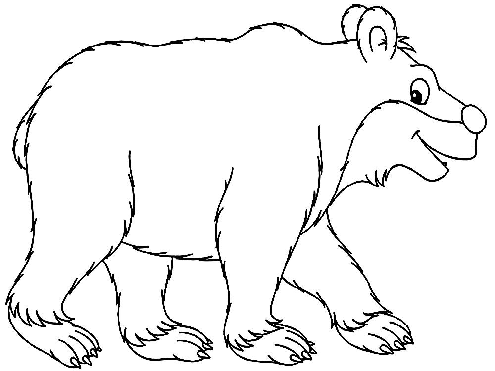 Картинки животных для детей распечатать