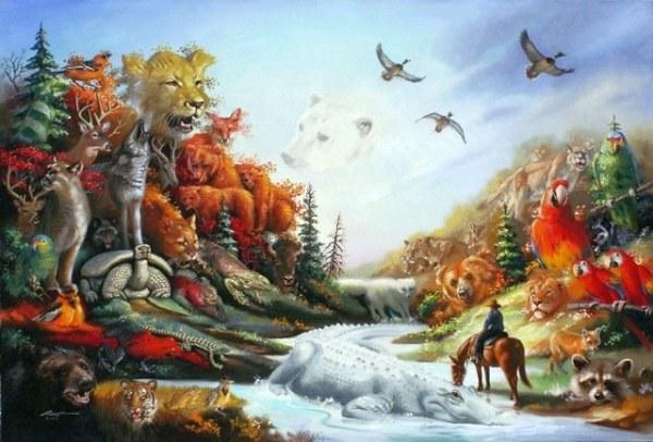 ухудшения сколько животных на картинке фото любителей