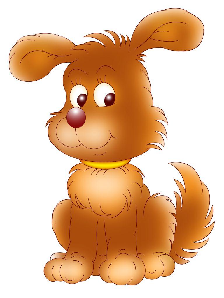 Животные мультяшные картинки для детей