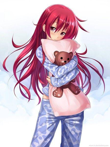 Картинки аниме девушек