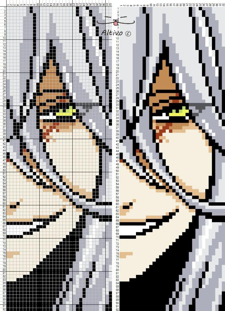 Позы картинки аниме 6
