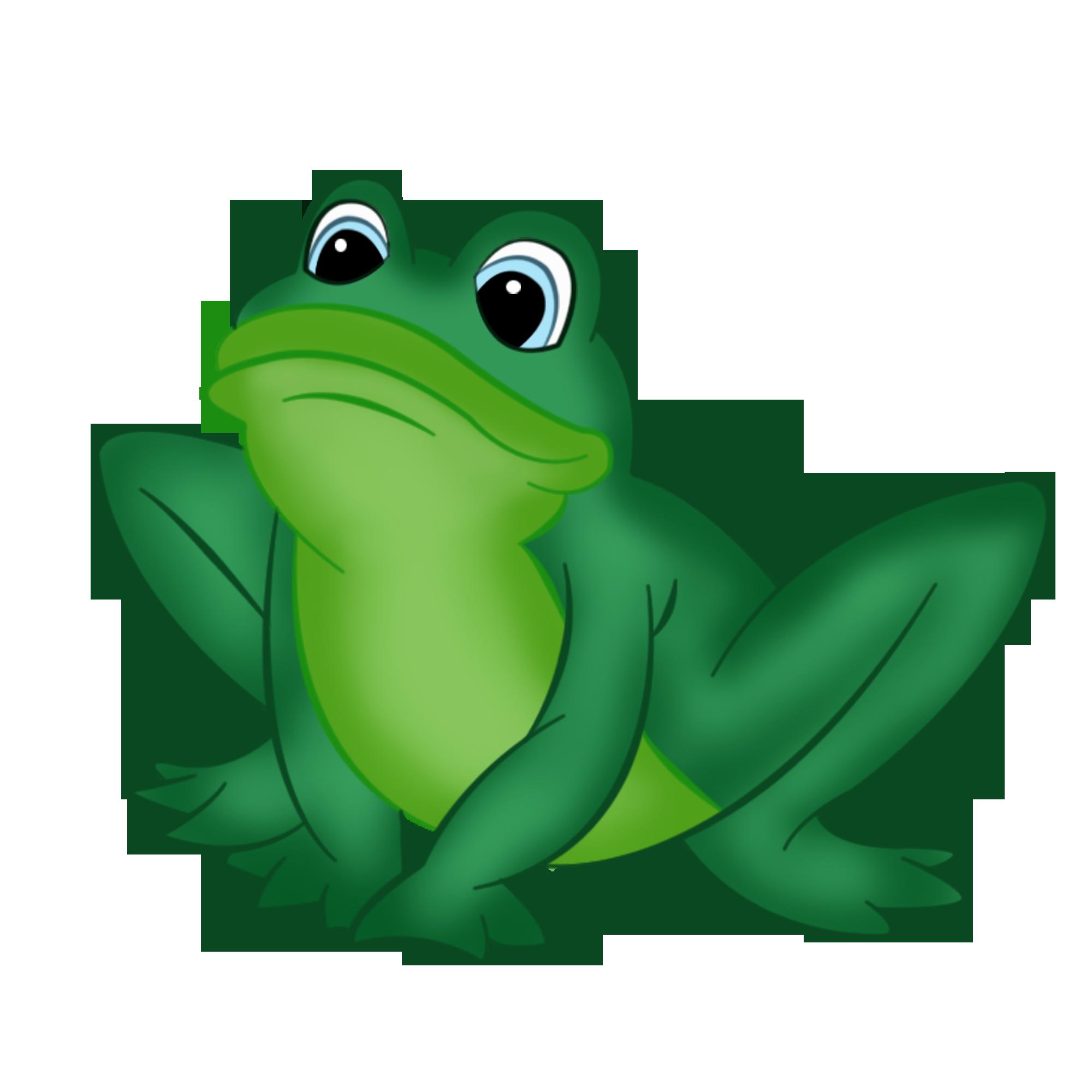 Детские картинки лягушонка