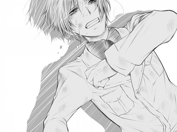 Рисунки парней аниме