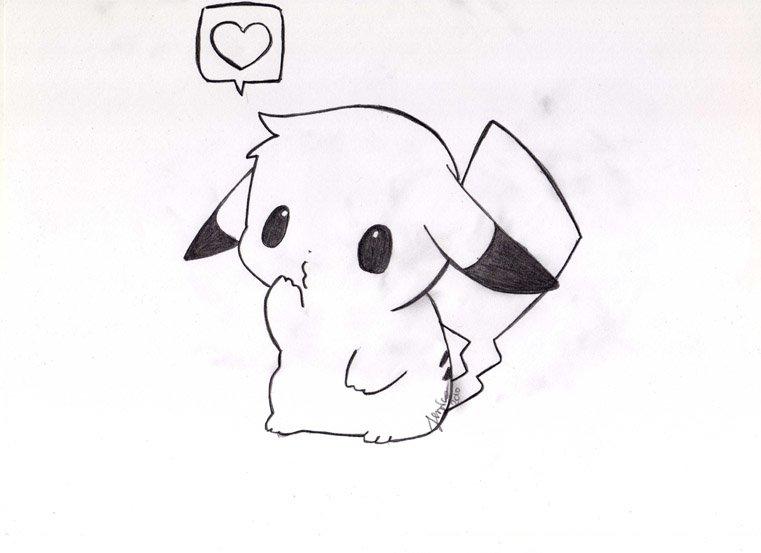 Рисунки карандашом для срисовки: очень легкие и красивые