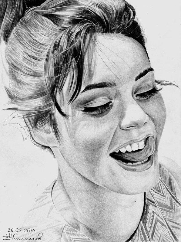 Красивые рисунки карандашом
