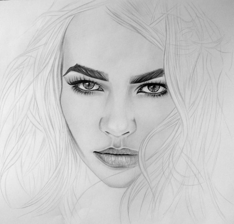 Смотреть картинки рисунков карандашом красивые