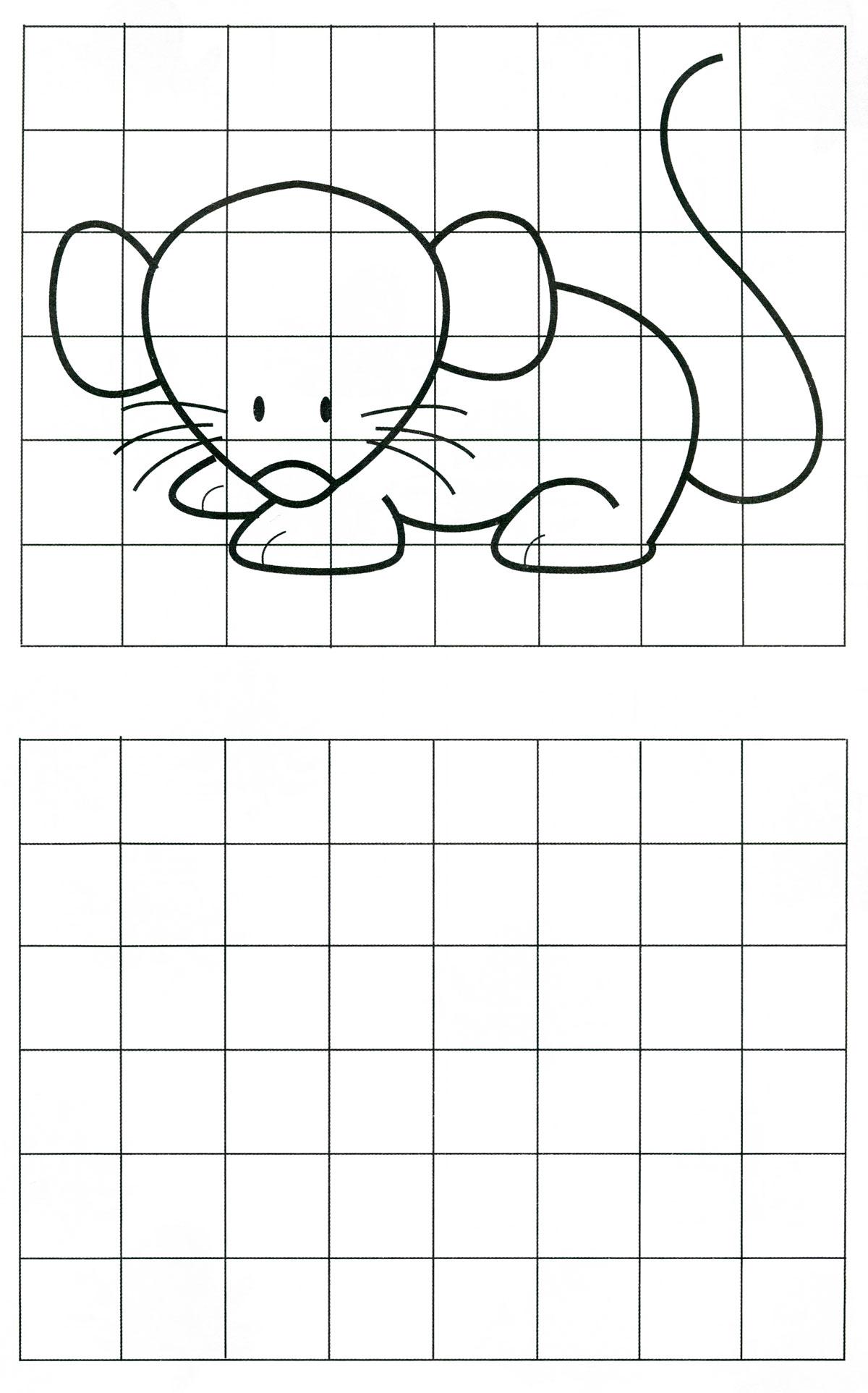 срисовать картинки карандашом по клеточкам пояс подчеркнет талию