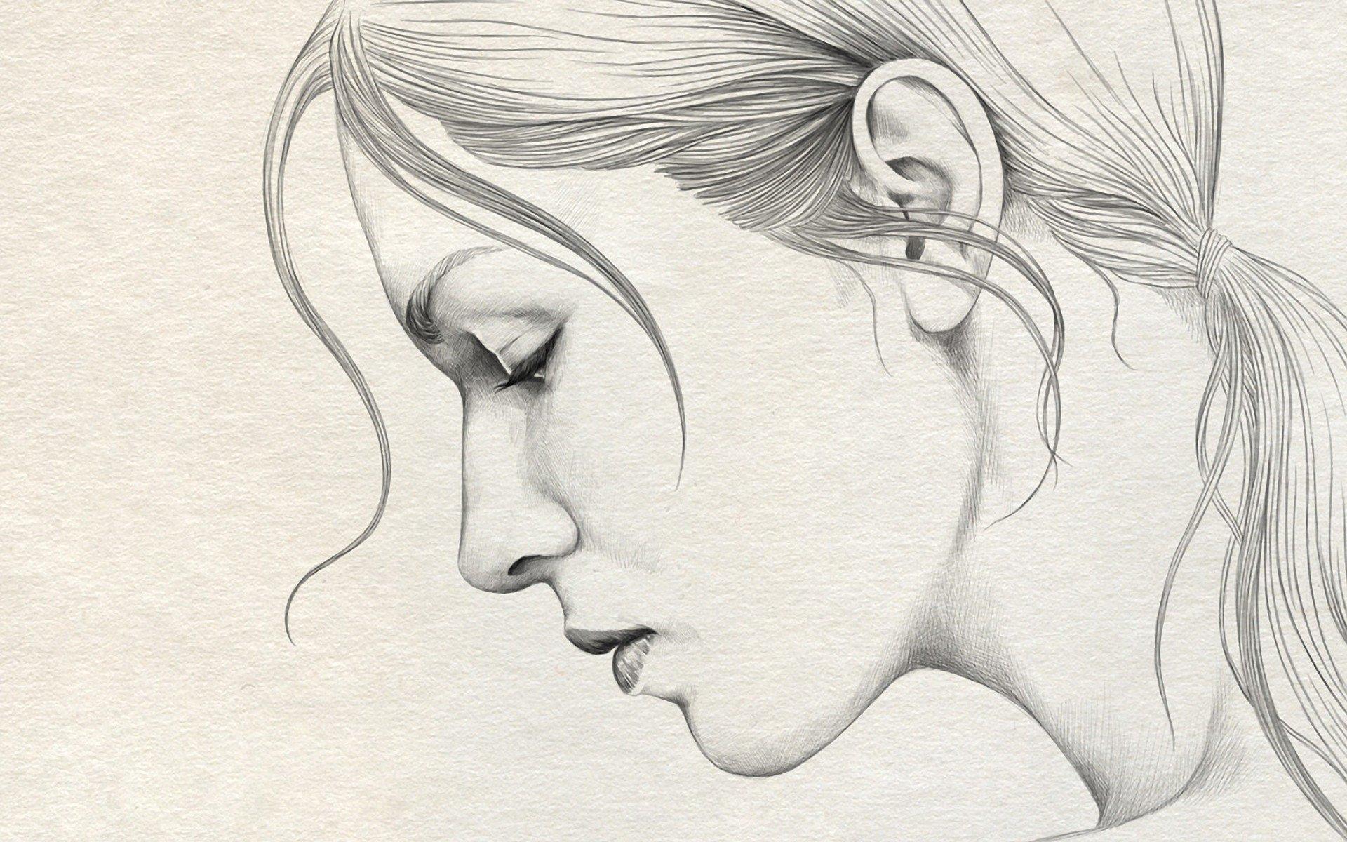Зарисовка рисунки картинки