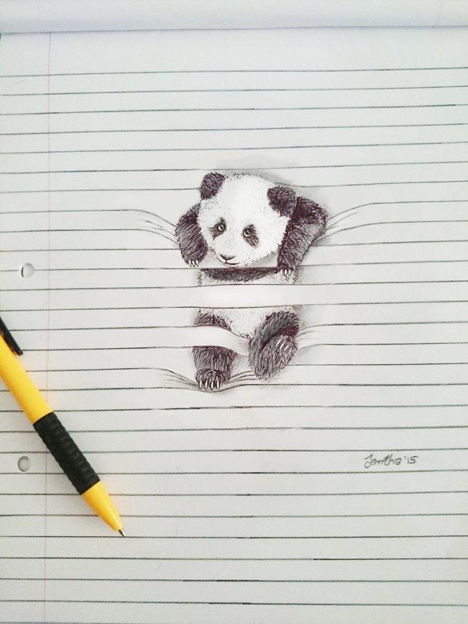 Ауди, как нарисовать прикольный рисунок в тетради