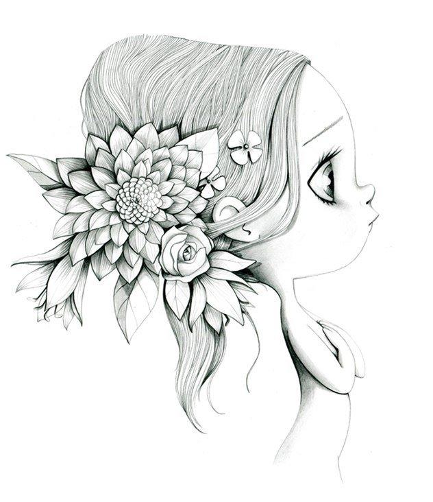 Красивые но простые картинки нарисованные