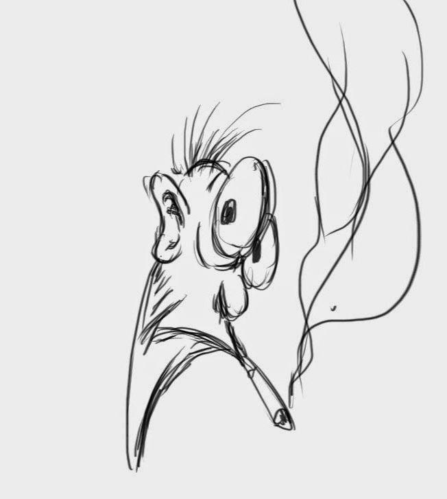 Стареем, рисованные картинки карандашом приколы
