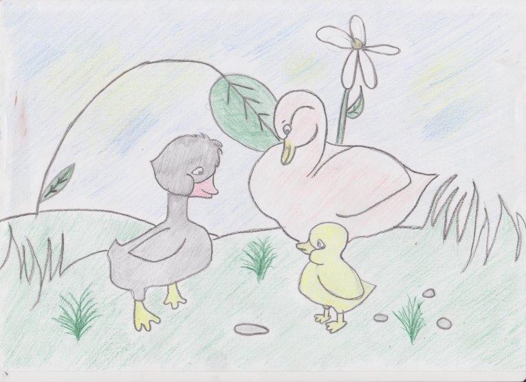 Картинки к сказке барбос и жулька куприн оглашения устава