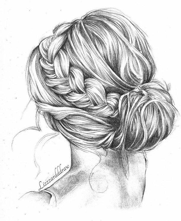 картинки рисунки причесок болезненные ощущения