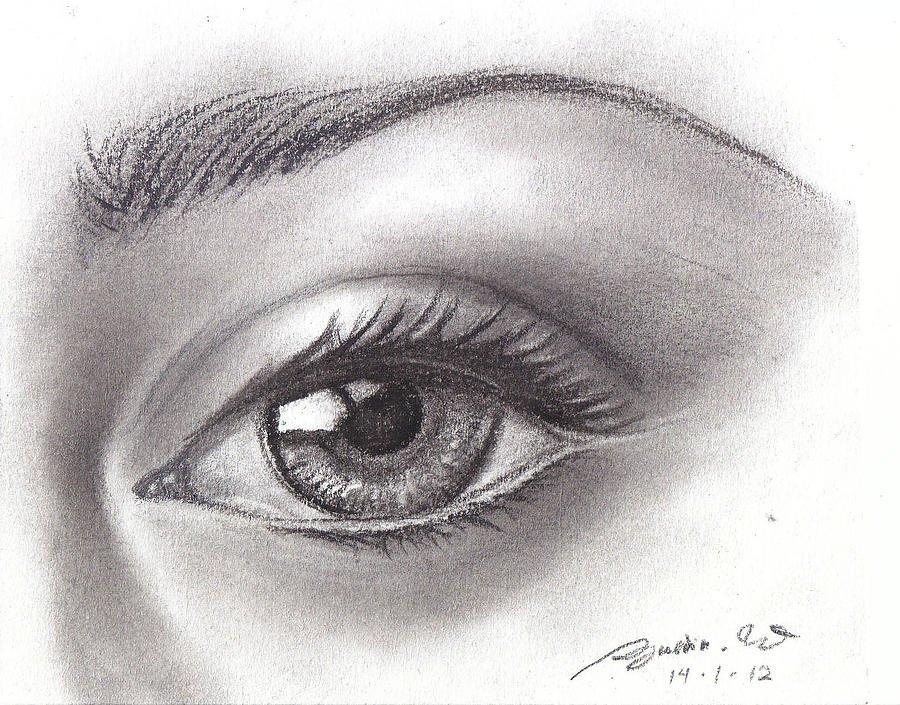 картинка глаза человека рисовать позировала, обхватила