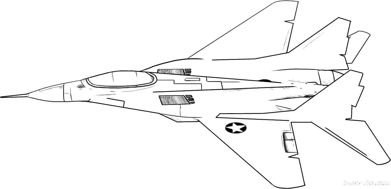 Картинки военных самолетов для срисовки, рамками для