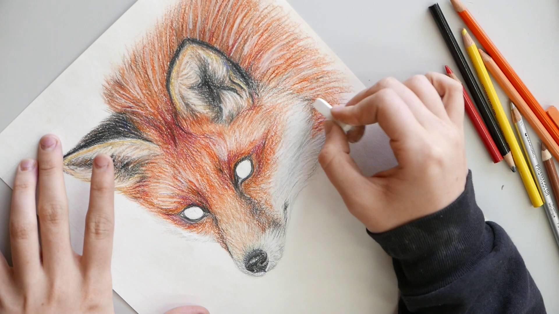 зато красивые картинки своими руками нарисовать цветными карандашами кухня является