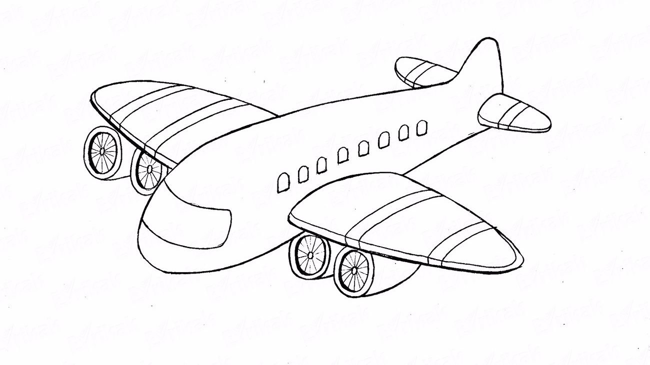 некоторых легкие картинки самолетиков выяснили