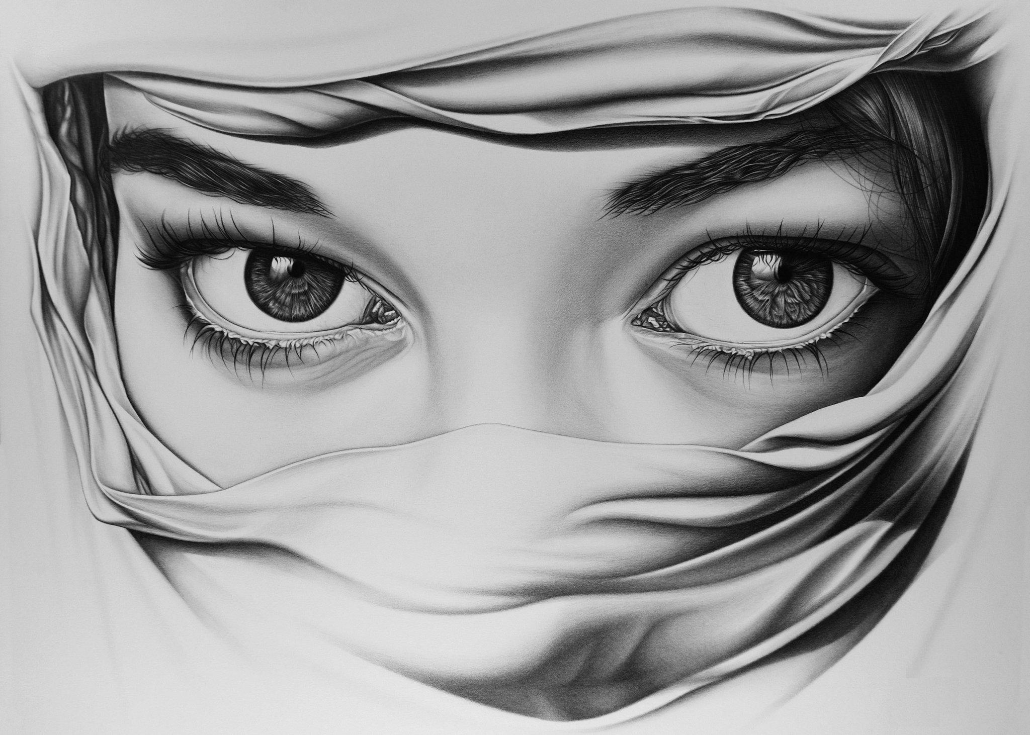 Лучшие рисунки черно белые