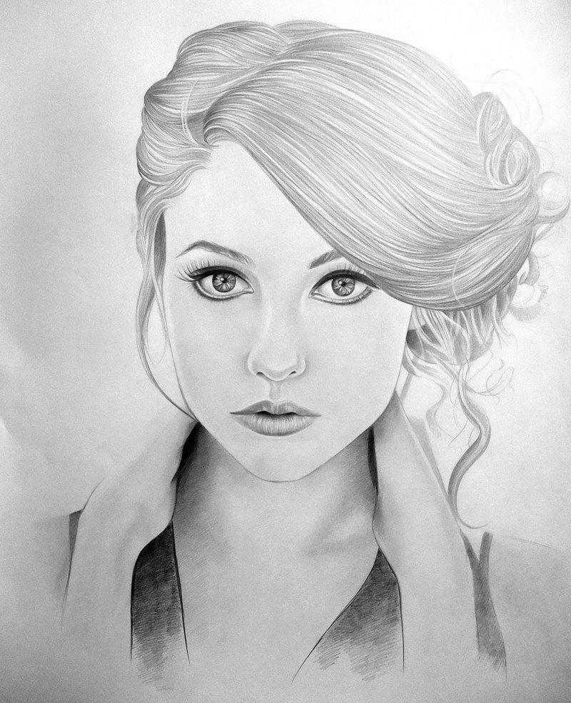 Фото на рисунок карандашом