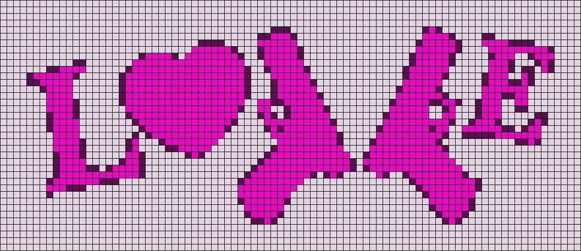 Прикольные картинки по клеточкам в тетради буквы в крутом оформлении