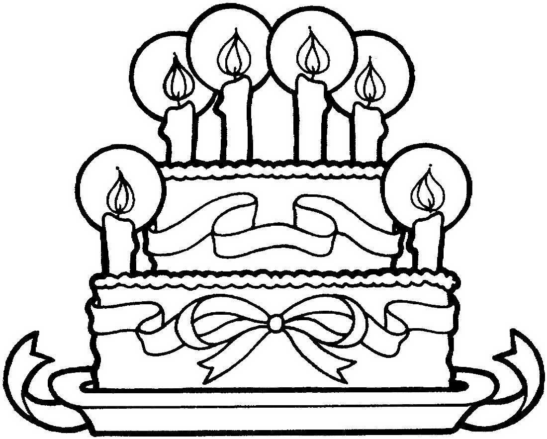 Открытки на день рождения бабушки карандашом
