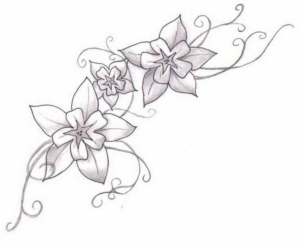 Картинки карандашом узоры для срисовки легкие
