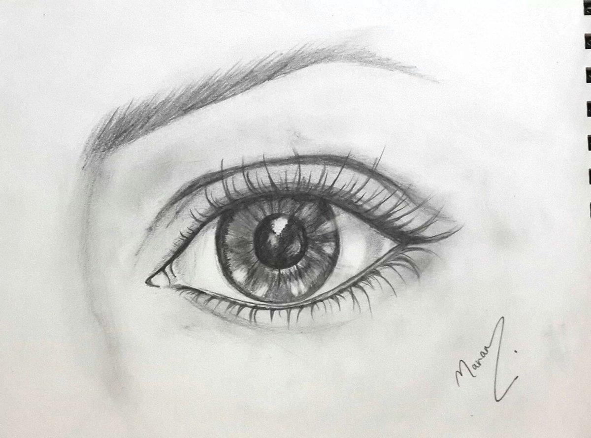 картинки глаз рисовать легко отныне отвечало наполнение