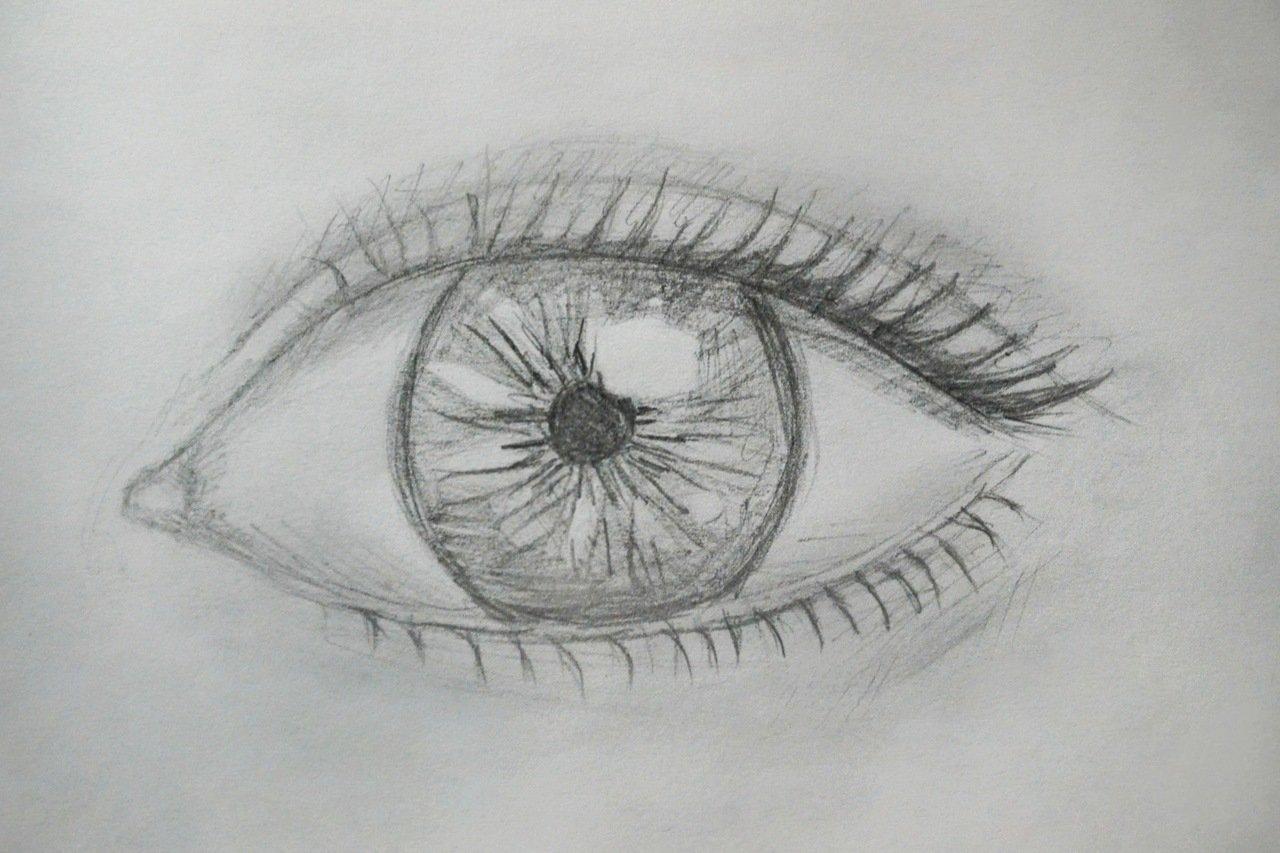 Легкие рисунки и картинки