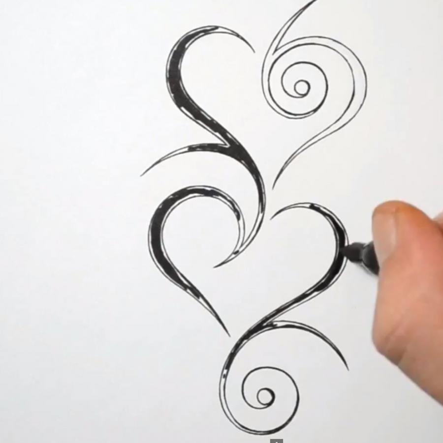 Классные картинки для срисовки ручкой для начинающих