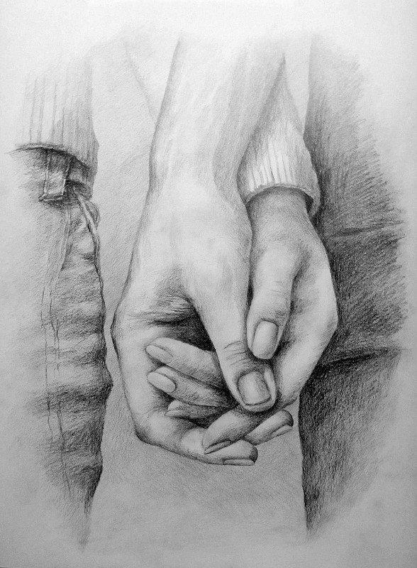 Изображением, красивые картинки своими руками карандашом